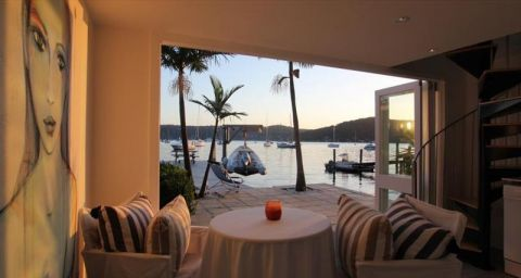 Pittwater Boat House - Clareville
