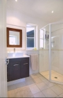 Renovated modern bathroom
